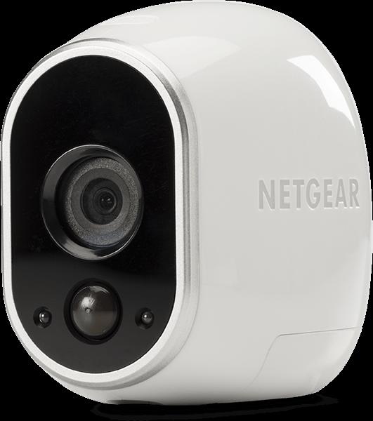 Камера відеоспостереження Netgear Arlo Add-on HD (VMC3030), мініатюра №2