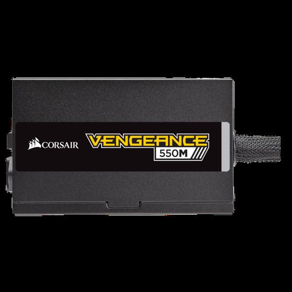 Блок живлення Corsair Vengeance 550M (CP-9020111-DE), мініатюра №4