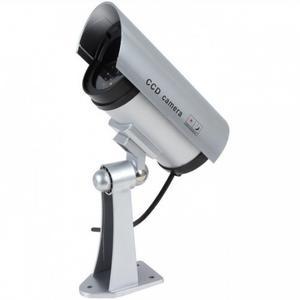 Камера видеонаблюдения обманка муляж Dummy с наклейкой imnn236 44338