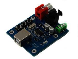 Внешний аудио USB ЦАП звуковая карта PCM2704