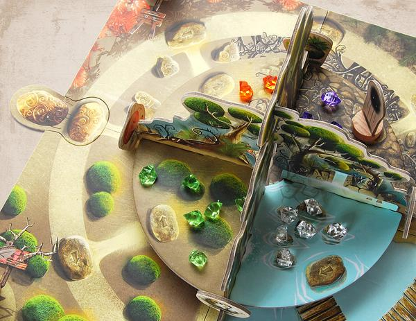 Marbushka Настольная игра Марбушка Волшебный мир Гю (Gus) (MG011), мініатюра №3