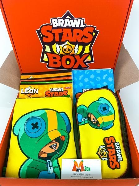 Набор Brawl Stars Box Бравл Старс Бокс, мініатюра №1