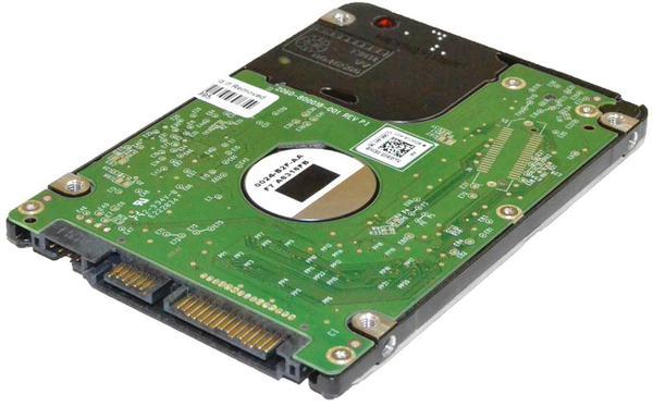 """Внутрішній жорсткий диск Toshiba 640ГБ 5400 обертів в хвилину 8МБ 2.5"""" SATA II MK6465GSX, мініатюра №2"""