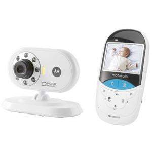 Видеоняня Motorola MBP27Т со встроенным бесконтактным термометром (GR4874)