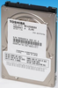 """Внутрішній жорсткий диск Toshiba 400ГБ 5400 обертів в хвилину 8МБ 2.5"""" SATA II MK4058GSX, мініатюра №2"""