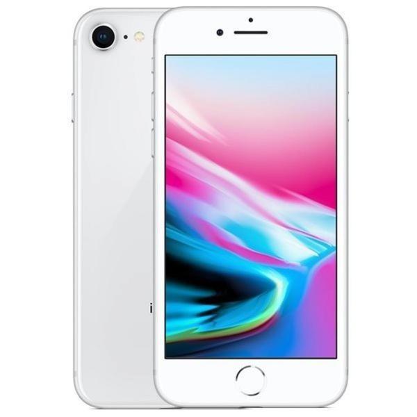 Смартфон Apple iPhone 8 64 Gb silver, мініатюра №1