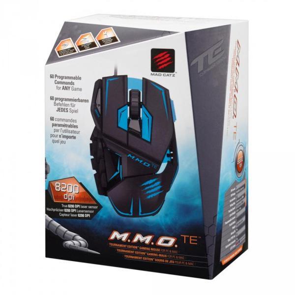 Мишка MadCatz M.M.O. TE Gaming Mouse (MCB437140002/04/1), мініатюра №8