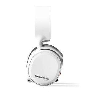 Навушники Steelseries Arctis 3 White 2019 Edition (61506)