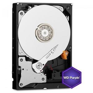 """Внутрішній жорсткий диск Western Digita 3.5"""" 4Tb l purple SATAIII Western Digital 40PURZ"""