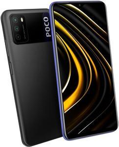 Смартфон Xiaomi Poco M3 4-64 Gb black