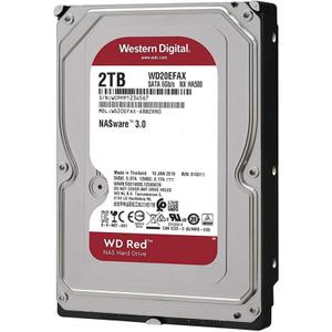 Накопитель HDD SATA 2.0TB WD Red NAS 5400rpm 256MB WD20EFAX