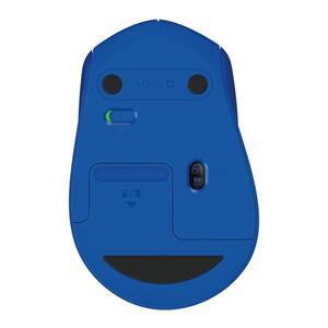 Мышь беспроводная Logitech M280 (910-004290) Blue USB