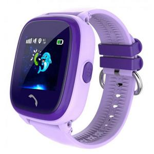 Детские умные часы UWatch DF25 Kids waterproof smart watch Purple (F_52339)
