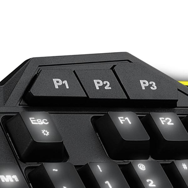 Клавіатура Sharkoon  Shark Zone K30 (K30), мініатюра №3
