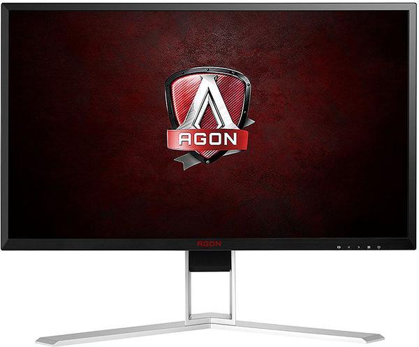 """Монітор AOC LED 23.8"""" Q d HD AG241QG, мініатюра №1"""