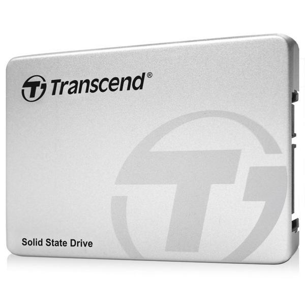 """Внутренний накопитель Transcend 128 ГБ 2.5"""" SATA 6Gb MLC TS128GSSD370S, мініатюра №1"""