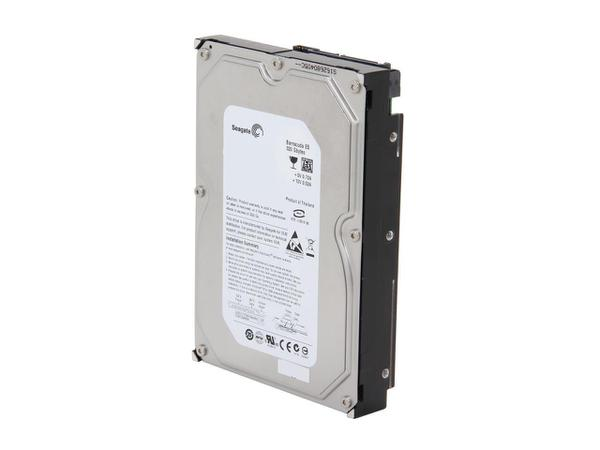 """Внутрішній жорсткий диск Seagate 320ГБ 7200 обертів в хвилину 16МБ 3.5"""" SATA III ST3320630NS, мініатюра №2"""