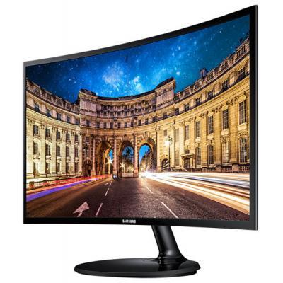 Монітор Samsung C27F390FHI VA 27'' Full HD LC27F390FHIXCI, мініатюра №5