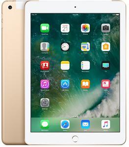 Планшет Apple iPad WiFi + Cellular 128Gb Gold (2019) (MW722, MW6G2)