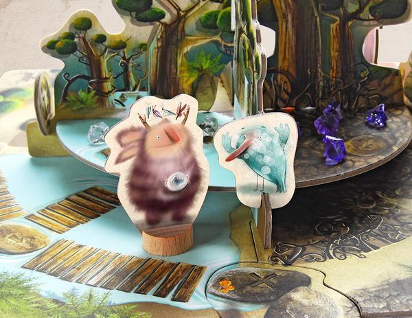 Marbushka Настольная игра Марбушка Волшебный мир Гю (Gus) (MG011), мініатюра №5
