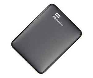 "Зовнішній жорсткий диск Western Digital 2.5"" 4Tb Elements Portable black USB3.0 WDBU6Y0040BBK-WESN"