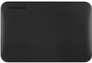 """Жесткий диск Toshiba 500ГБ 2.5"""" USB 3.0 черный (HDTP205EK3AA)"""