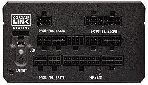 Блок живлення Corsair RM850i (CP-9020083-EU), мініатюра №6