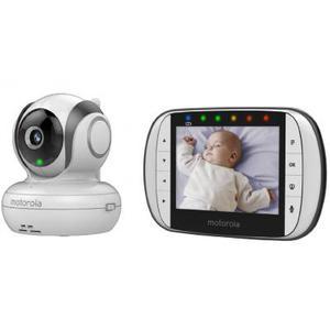 Видеоняня Motorola MBP36S с роботизированной камерой (GR5556)