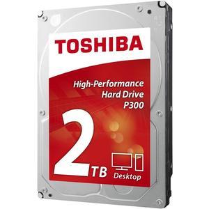 """Зовнішній жорсткий диск Toshiba P300 1 TB 3.5"""" дюйма HDWD110UZSVA"""