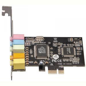 Звуковая карта Frime SCF-CMI8738-4CH.LP