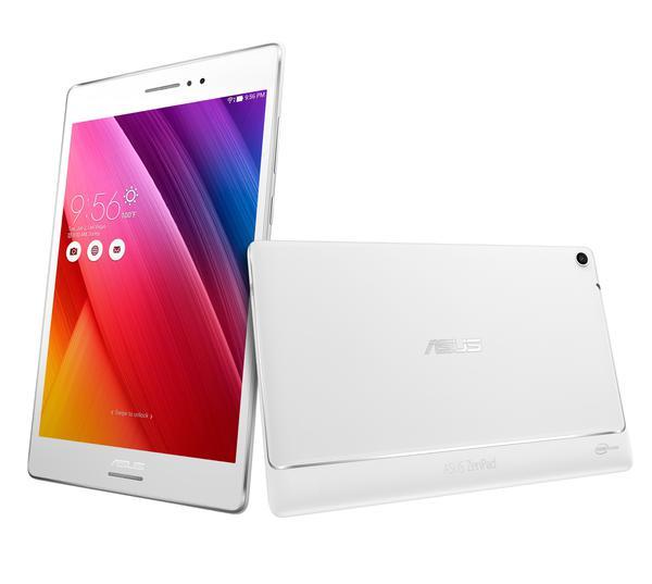 Планшет Asus ZenPad S 8.0 4-64Gb white Z580CA-1B035A, мініатюра №2