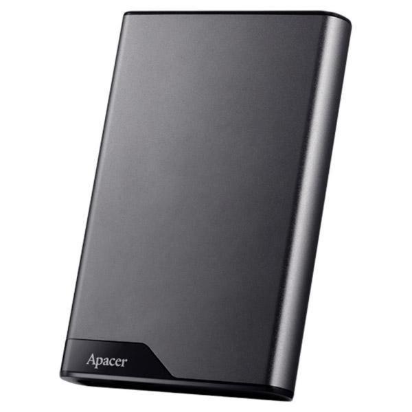 """Зовнішній жорсткий диск Apacer 2ТБ 2.5"""" USB 3.1 cірий AP2TBAC632A-1, мініатюра №2"""