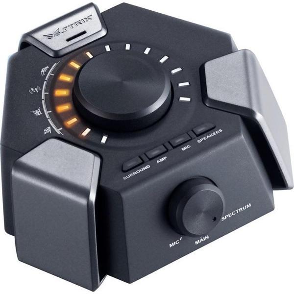 Навушники ASUS STRIX DSP (90YH00A1-M8UA00), мініатюра №6