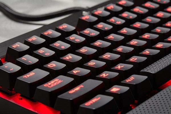 Клавіатура Corsair  K70 Lux (CH-9101020-DE), мініатюра №6