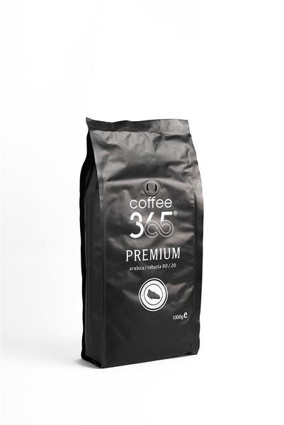 Кофе в зернах PREMIUM Coffee365 1 кг, мініатюра №1