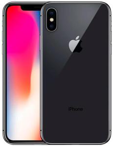 Смартфон Apple iPhone X 64 Gb space gray
