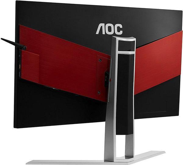 """Монітор AOC LED 23.8"""" Q d HD AG241QG, мініатюра №4"""