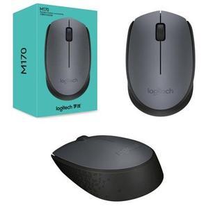 Мышь беспроводная Logitech M170 (910-004642) Grey/Black USB