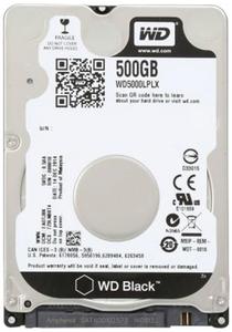"Жесткий диск Western Digital 500ГБ 7200об/м 32МБ 2.5"" SATA (WD5000LPLX)"