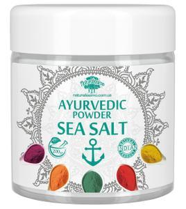 Аюрведическая пудра морской соли 200г