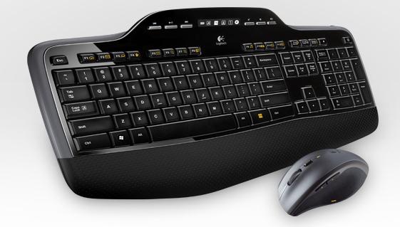 Комплект Logitech  Wireless Desktop MK710 (920-002434), мініатюра №3