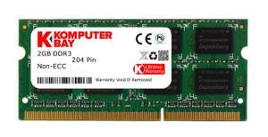 Модуль памяти SO-DIMM DDR3 2ГБ 1333МГц (204PC3-1333/2GB)
