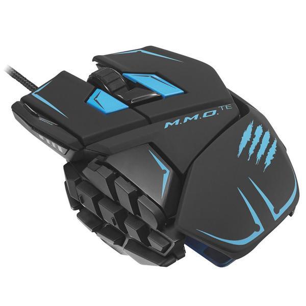 Мишка MadCatz M.M.O. TE Gaming Mouse (MCB437140002/04/1), мініатюра №2