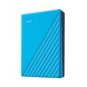 """Зовнішній жорсткий диск Western Digital HDD 2.5"""" USB 4.0TB My Passport blue WDBPKJ0040BBL-WESN"""