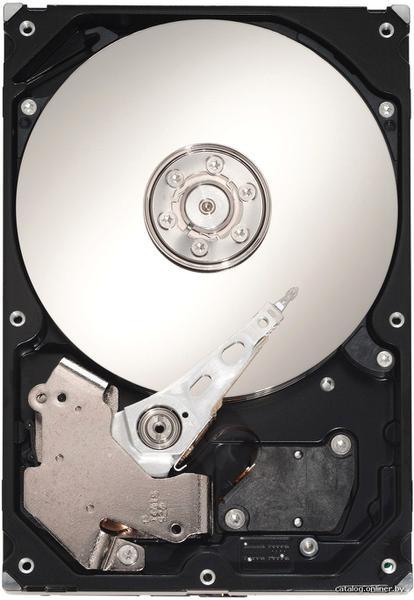 """Внутрішній жорсткий диск Seagate Pipeline HD 320ГБ 5900 обертів в хвилину 8МБ 3.5"""" SATA II ST3320310CS, мініатюра №2"""