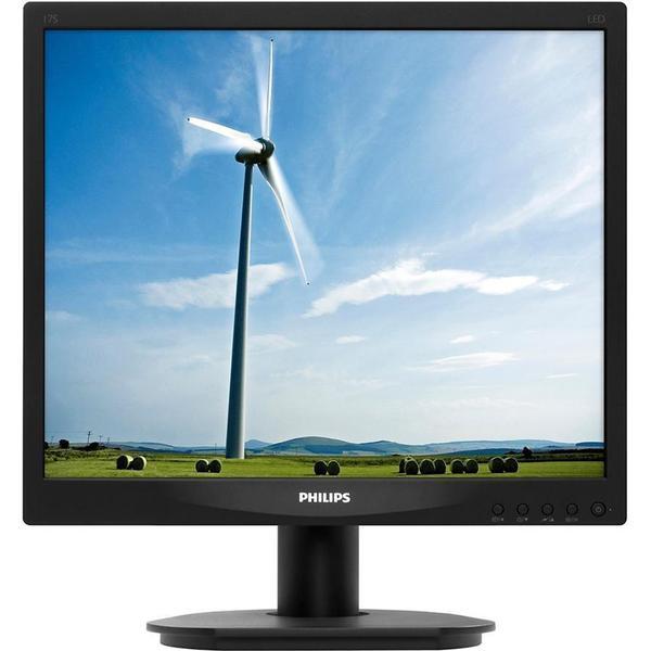 """Монітор Philips Brilliance LCD 17"""" HD 17S4LSB 00, мініатюра №4"""