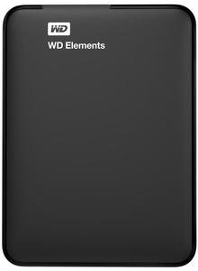 Жесткий диск Western Digital Elements 500GB 2.5 USB 3.0 External Black (WDBUZG5000ABK)