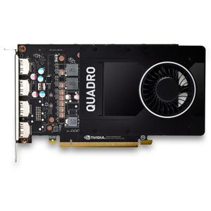 Відеокарта PNY QUADRO P2200 5120MB PCI Express 3.0 (VCQP2200-PB)