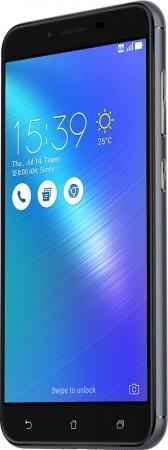 Смартфон Asus ZenFone 3 Max 2-32 Gb titanium grey 90AX00D2-M00280, мініатюра №6