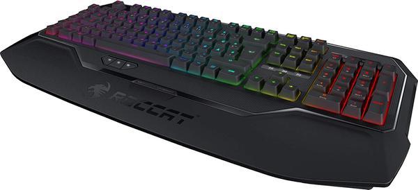 Клавіатура ROCCAT Ryos MK FX Brown Switch FR  Black (ROC-12-873-BN/FR), мініатюра №5